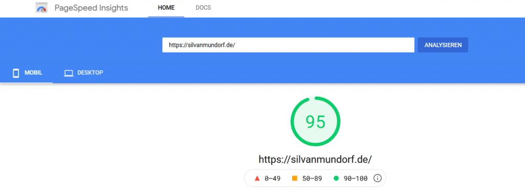 Der Pagespeed ist einer der wichtigsten Google SEO Faktoren
